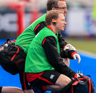 Dave Stringer Physiotherapist
